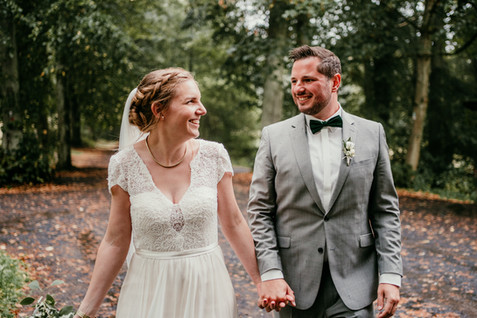 Brautpaarshooting Wald Wolke7Wedding