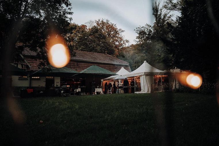 Hochzeits Location Wald