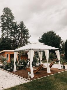 Garten Hochzeit Wolke7Wedding