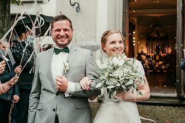 Kirchliche Trauung Hochzeitsplaner - Wolke7Wedding