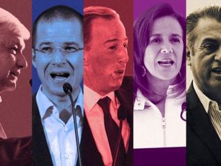 Trending Topic Candente en Facebook: El Primer Debate Presidencial