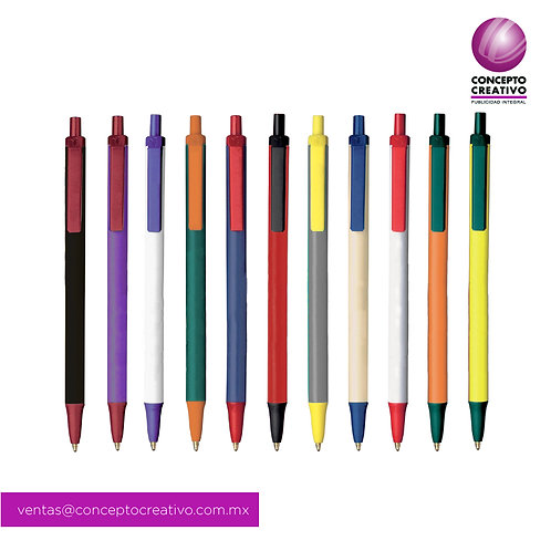 Bolígrafo Clic Stic