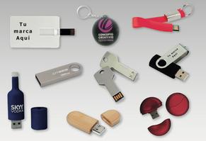 ¿Regalar USB personalizadas?