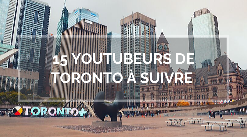 Youtubeurs Toronto - Clark Influence