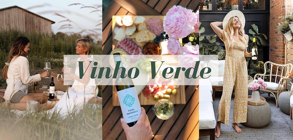 Vinho Verde - Clark Influence