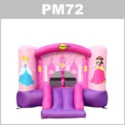 Preços do aluguer do insuflável PM72::