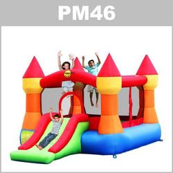 Preços do aluguer do insuflável PM46: