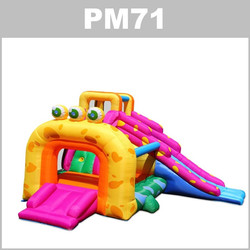 Preços do aluguer do insuflável PM71:
