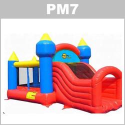 PM7 - aluguer de insufláveis na Pulamania