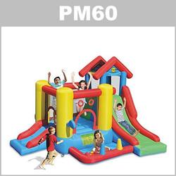 Preços do aluguer do insuflável PM60: