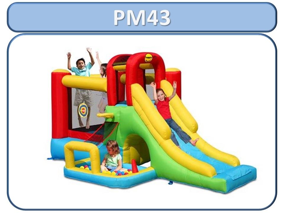 Pulamania - aluguer de insufláveis - pm43