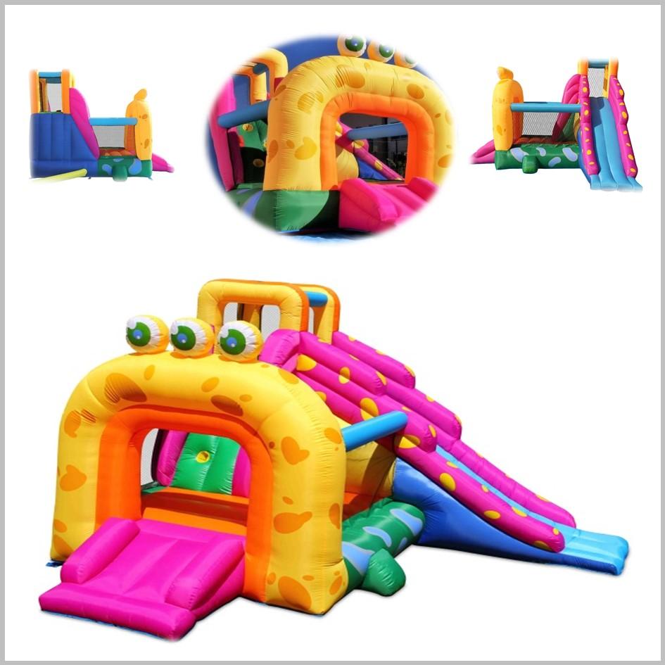Castelo insuflável Happy Hop - Imaginary Friends - 9065