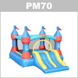 Preços do aluguer do insuflável PM70: