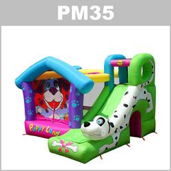 PM35 - aluguer de insufláveis na Pulamania