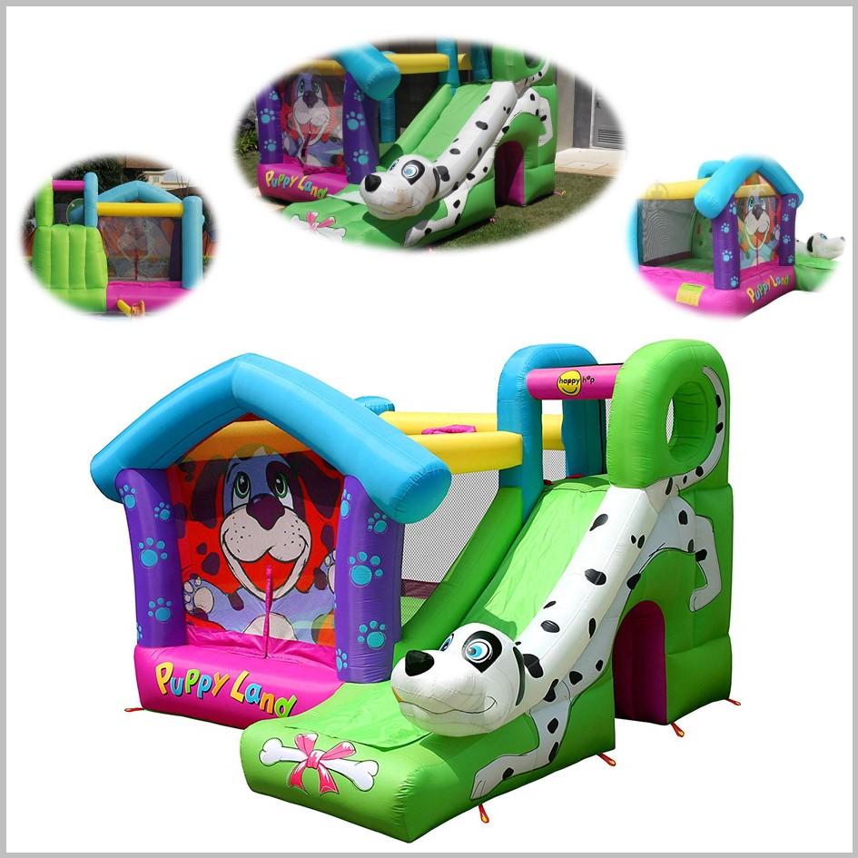 Castelo insuflável Happy Hop - Puppy Land - 9109