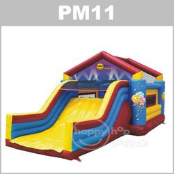 Preços do aluguer do insuflável PM11: