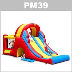 Preços do aluguer do insuflável PM39: