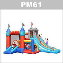 Preços do aluguer do insuflável PM61:
