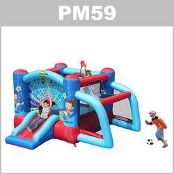Preços do aluguer do insuflável PM59: