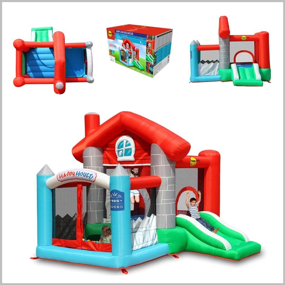 Castelo insuflável Happy Hop - Happy House - 9315