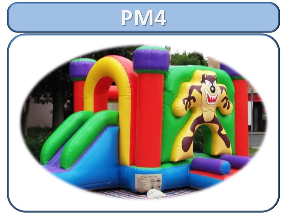 Pulamania - aluguer de insufláveis - pm4