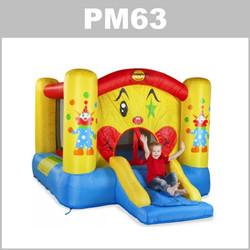 Preços do aluguer do insuflável PM63: