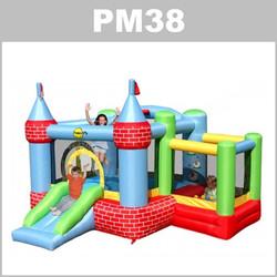 Preços do aluguer do insuflável PM38: