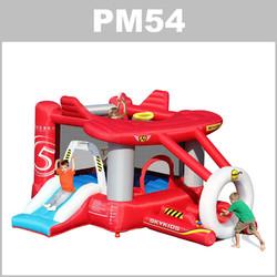Preços do aluguer do insuflável PM54: