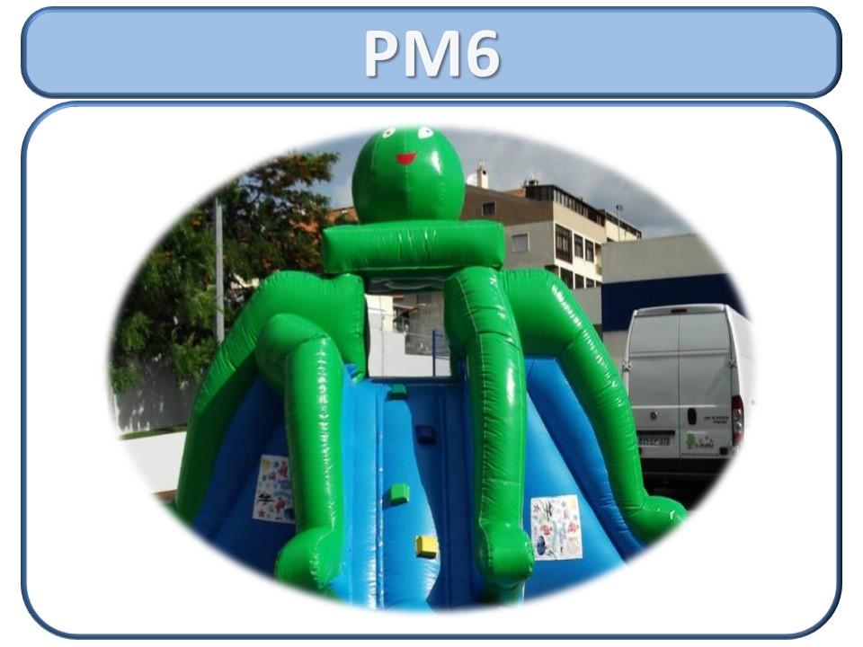 Pulamania - aluguer de insufláveis - pm6