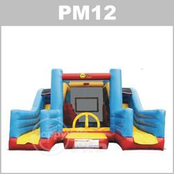 Preços do aluguer do insuflável PM12: