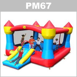 Preços do aluguer do insuflável PM67: