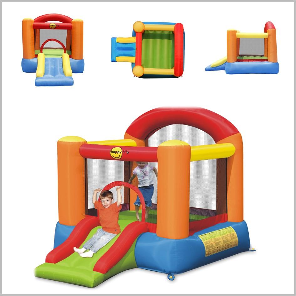 Castelo insuflável Happy Hop - Slide Bouncer - 9004B