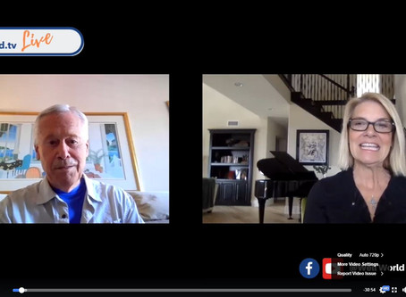 Dr. William Howe, Dean of Academics, discusses holistic education with Well World TV