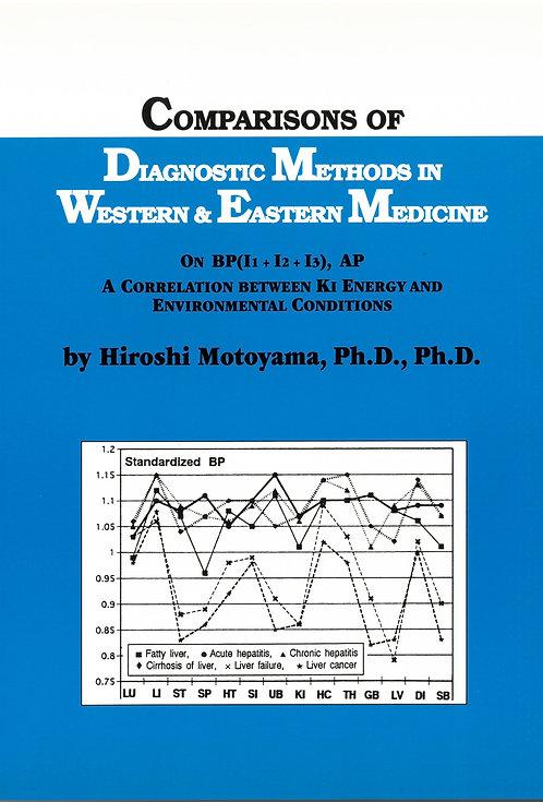 Comparisons of Diagnostic Methods in Western Eastern Medicine