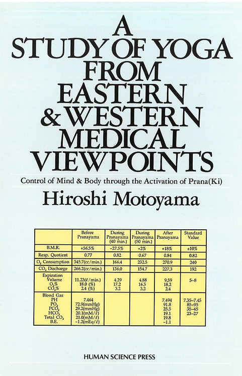 Study of Yoga from Eastern & Western Medical View Point