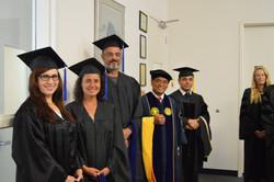 CIHS Graduates
