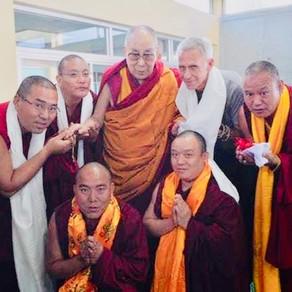 Tibetan Monks of Gaden Shartse  Monastic College to Visit July 1- 22