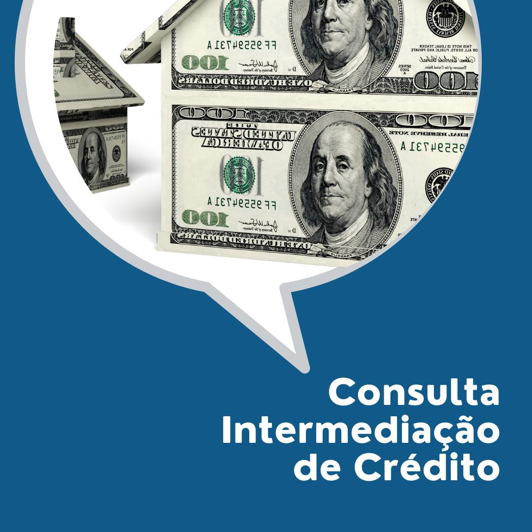 Consultoria Intermediação de Crédito.