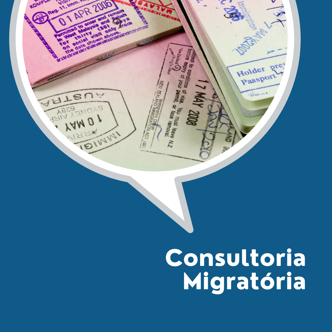 Consultoria Migratória
