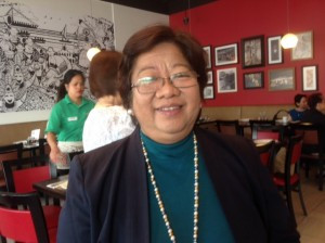 UPian Rose Prospero is Toronto's new Consul General