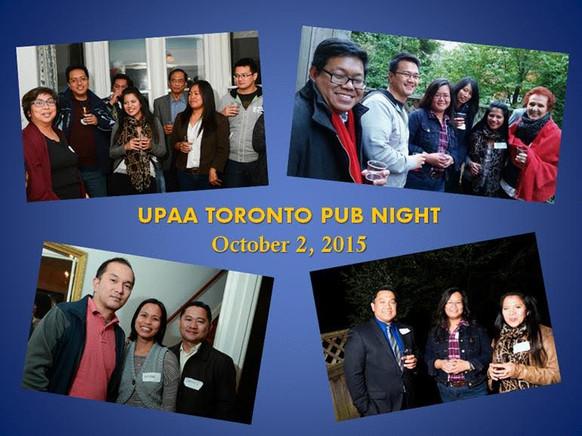 Pub Night & Meet Our New Members!