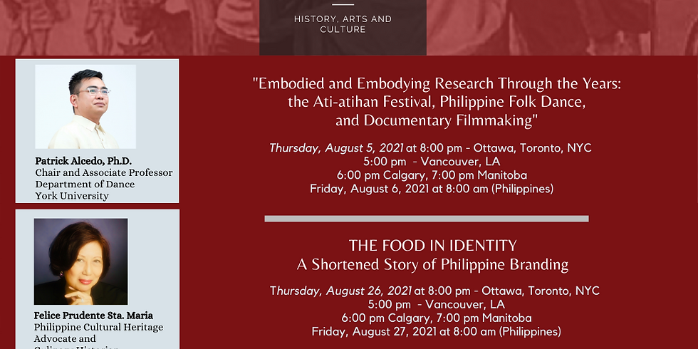 """Part 2 of Quincentennial Culture Talks """"A View to Pre-colonial Philippines"""""""