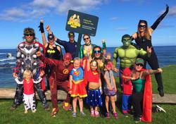 2016 Superheroes
