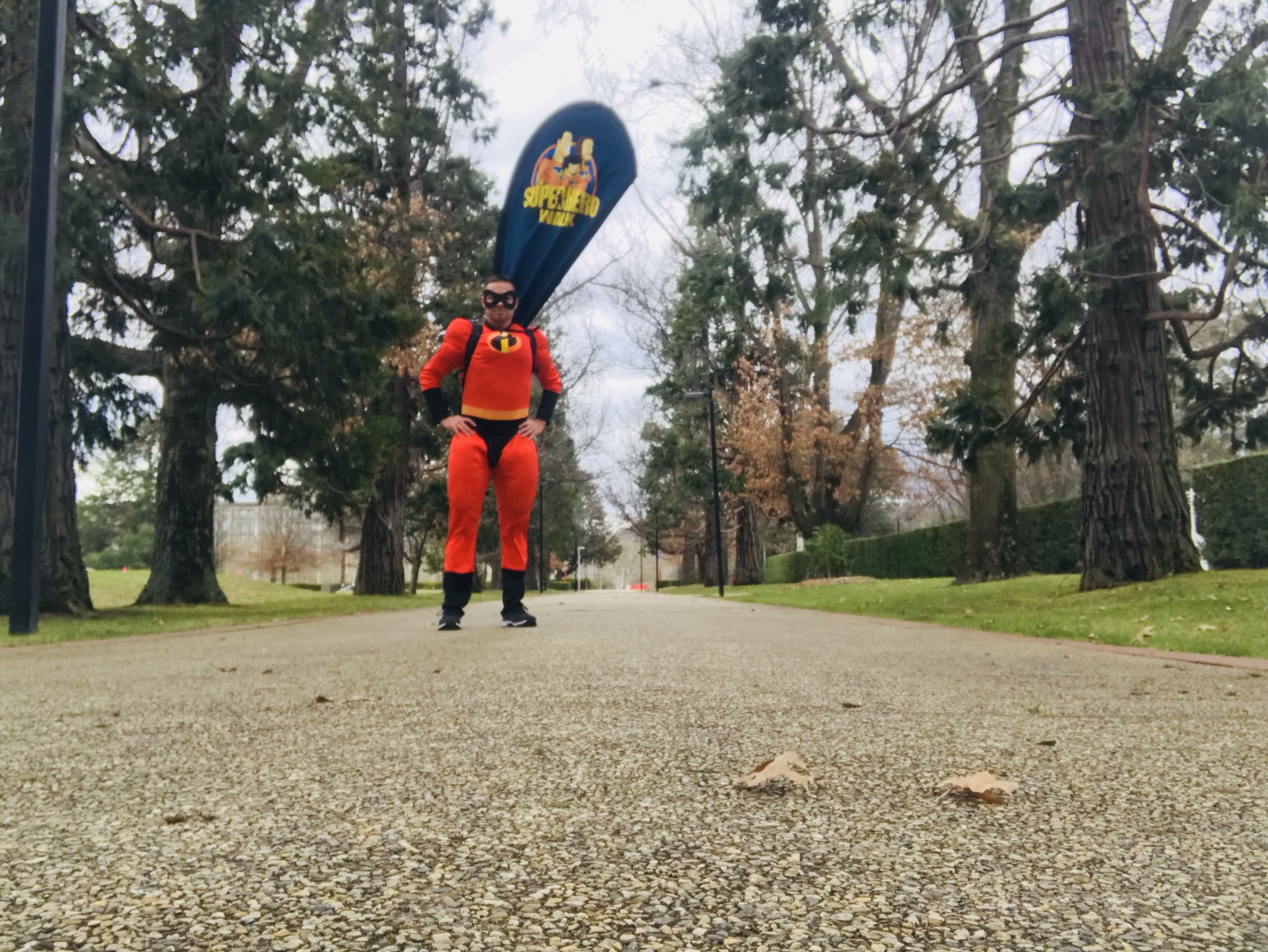Canberra Mr Incredible 2018