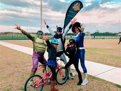 Superhero team 2019