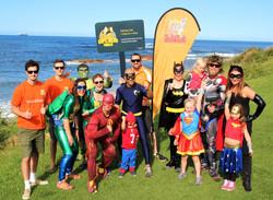 Superheroes with KidzWish