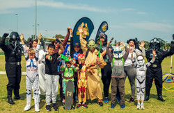 Star Wars 2019 group