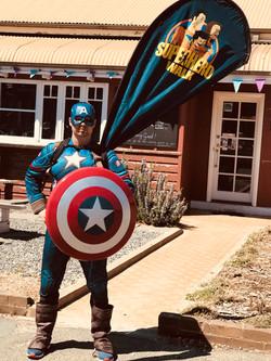 Captain America 2018