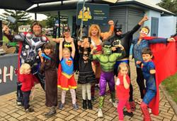 Illawarra Superheroes