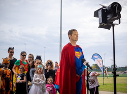 Superman and TODAY Show